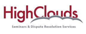 High clouds logo v4